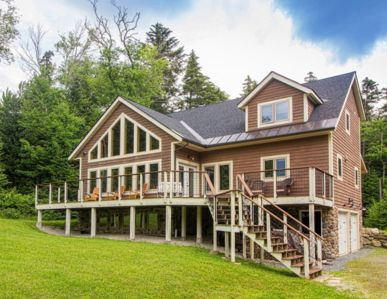Photo for Cozy Updated VT home that sleeps 8 and 5 minute drive to Mt. Snow