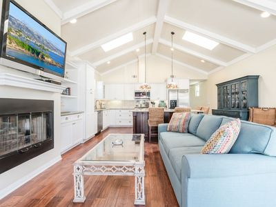 Private Single Family Home on the Best Block in Newport Beach!