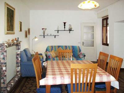 Photo for Lovely apartment for 10 guests with WIFI, TV, balcony and pets allowed