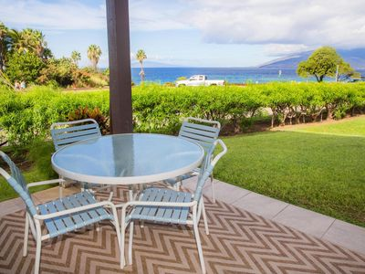 Photo for #177  Ground floor condo, easy access to best beach on Maui!