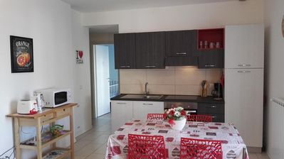 Photo for Holiday apartment Suna for 2 - 4 persons with 2 bedrooms - Multistorey holiday home/maisonette