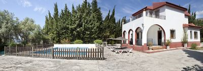 Photo for House large capacity from 8 to sleeps 12 with private pool and free WiFi