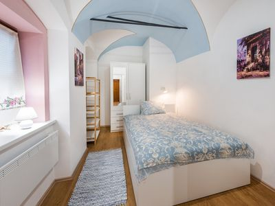 Photo for Shabby chic place directly in the city for short stay, small but cosy place.