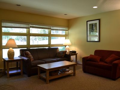 Photo for Convenient 2 Bedroom Condo #11A in East Vail. Market and Hot Tub on Site