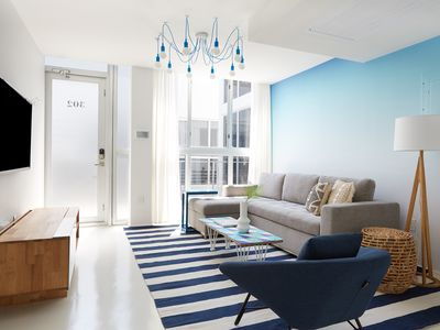 Photo for Sonder | South Beach | Stylish 2BR + Outdoor Pool