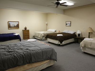 Vacation Rental - large group