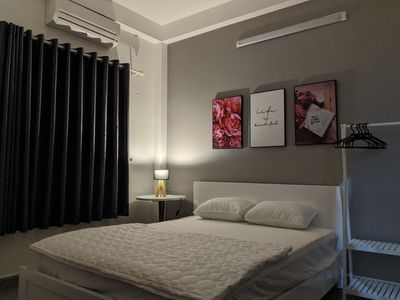 Photo for Futuristic Inn- only 3 minutes walk to Bui Vien walking street
