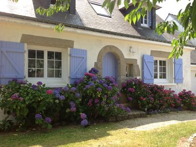 Photo for House 130m² 500m from the port of Bono in the Gulf of Morbihan