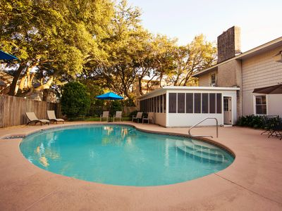 Photo for 7 Bedrooms. New Listing. Pool. Heartbeats to the Beach