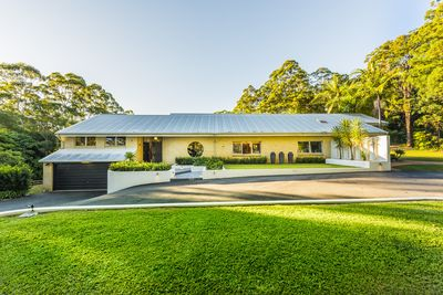 Front of 'Home Amongst the Gum Trees'