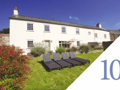 Photo for The Long House | 5 Bedroom Farmhouse | Georgeham