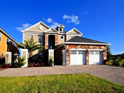 Photo for 5BR Villa Vacation Rental in Reunion, Kissimmee, Fl