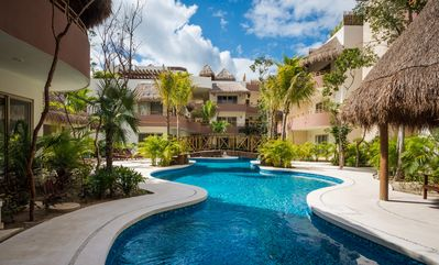Photo for Brand New Luxury 2 Bedroom Condo, By Greenwood Properties closest to Tulum Beach
