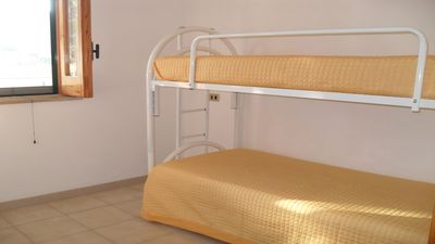Photo for Camping Euro 92 three-room apartment (1) on the sea of Pizzomunno in Vieste