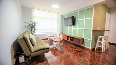 Photo for Modern Apartment in Jose Gonzales - Miraflores