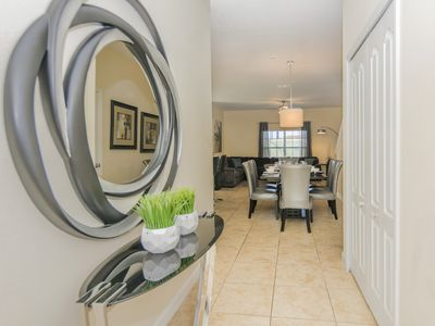 Photo for Spacious and well decorated Townhome w/ pool @ Paradise Palms 15 min from Disney