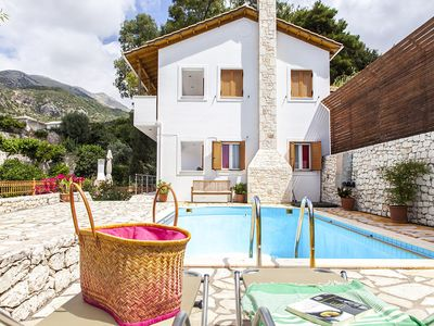 Photo for A SPACIOUS VILLA WITH PRIVATE POOL AT WALKING DISTANCE FROM LOCAL TAVERNS