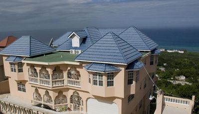 Photo for Sea View Heights Villa Montego Bay is elegant design the view is magnificent.