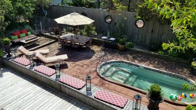 Photo for Charming 4 Bedroom Pines Home W/ Pool & Hot Tub!