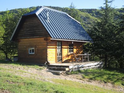 Photo for chalet at the top of Languedoc