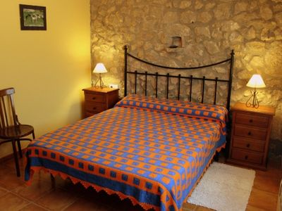 Photo for Self catering La Caseta del Forn (Penyagolosa) for 2 people