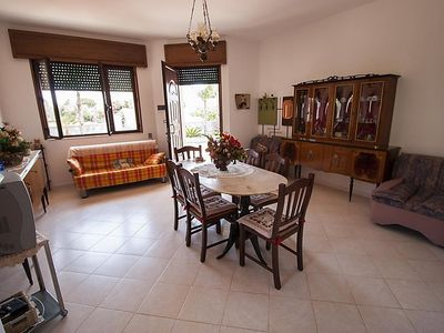 Photo for Vacation home green villa in Taviano - 5 persons, 2 bedrooms