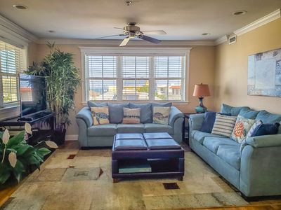 Photo for April Special  $175 night Ocean View1/2 Block From Ocean. 2 b/ 2