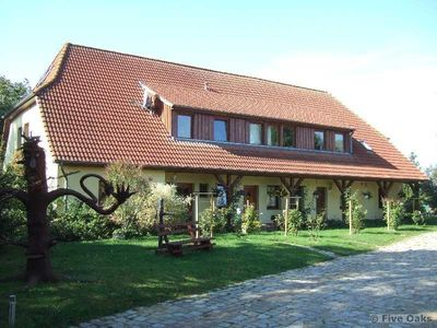 Photo for Holiday apartment Alt Jassewitz for 2 - 6 persons with 2 bedrooms - Farmhouse