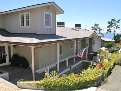 Photo for Gorgeous Central Coast Gem with Ocean & Ranch Views: Entertainer's Delight