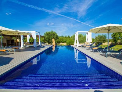 Photo for Hort de Conies Villa of supreme quality with a monster pool 067