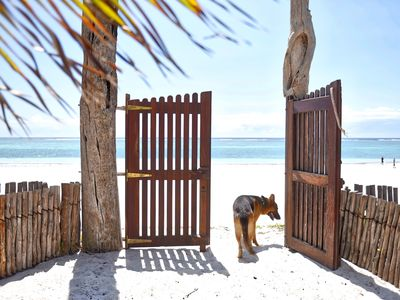 Photo for Inshallah Cottage Diani -  Beautiful Beach Front Retreat