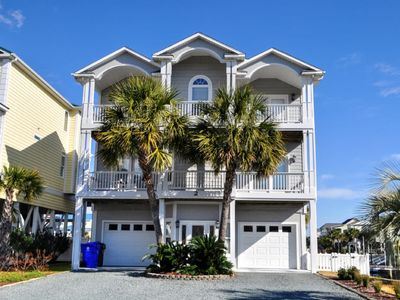 Photo for Bring your boat!- Beautiful home on Canal in OIB