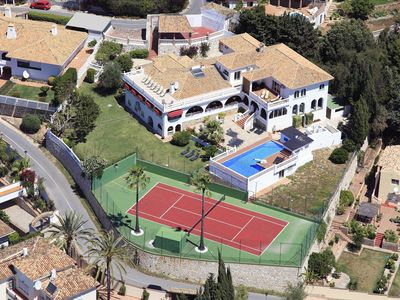 Photo for Most Luxurious Mansion On The Costa Del Sol (sleeps 28)