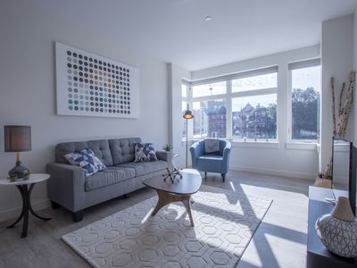 Photo for Vibrant 1BR in Fenway by Sonder