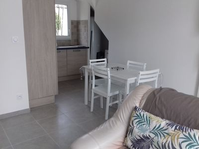 Photo for Bright apartment with garden on Arles between Camargue and Alpilles