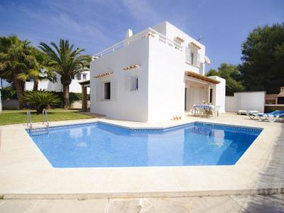 Photo for Holiday house Cala d'Or for 8 persons with 4 bedrooms - Holiday house