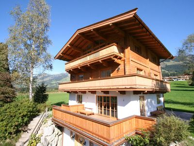 Photo for Marvellous detached house with lots of privacy, located near Kitzbühel.