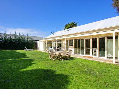 Photo for 3BR House Vacation Rental in Portsea, VIC