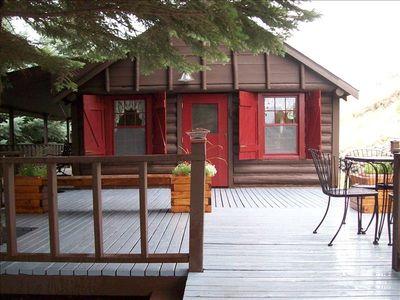 Photo for Crabapple Cabin-Secluded Cabin on the Banks of the Yellowstone River