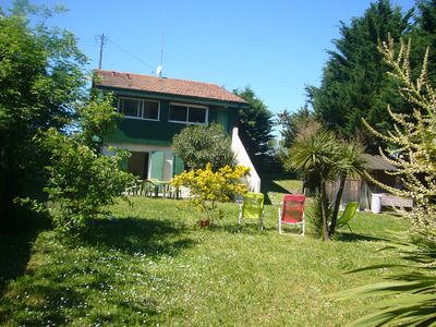 Photo for Charming house on the La Teste port waterfront, Arcachon Bay