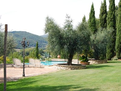 Photo for Ancient farmhouse immersed in the Umbrian countryside