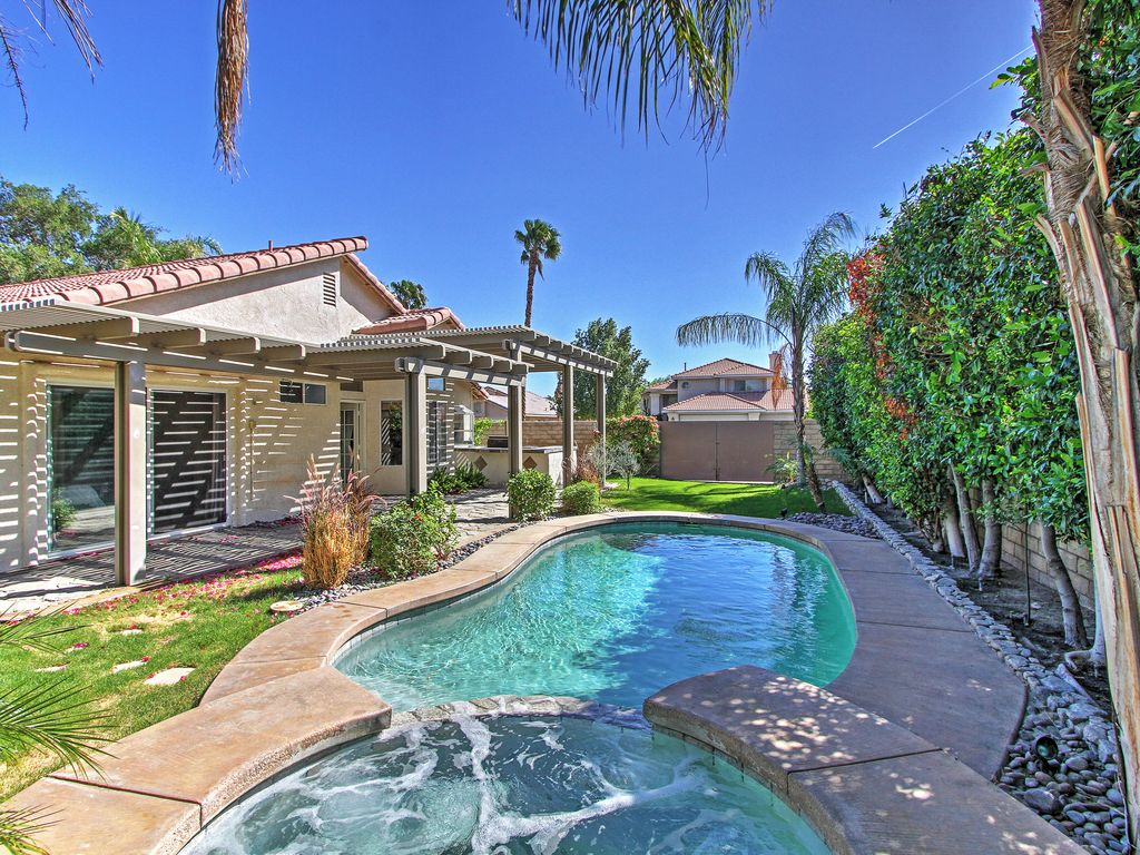 Beautiful 4br La Quinta Home W Private Pool Homeaway