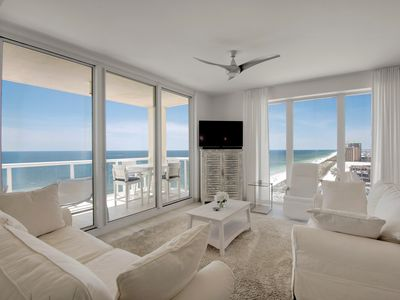 Photo for Completely Renovated Elite Status 3br/3ba Condo W/the Best View On Navarre Beach