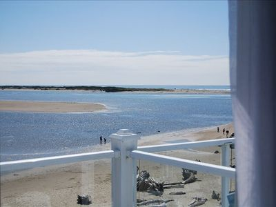 Photo for Amazing Bayfront Condo on the Beach with Ocean View - Cleaned and ready for you!