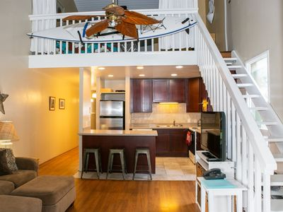 Photo for The house of the heavens ~ You will love coming back to the comfort of this condo after a long day a