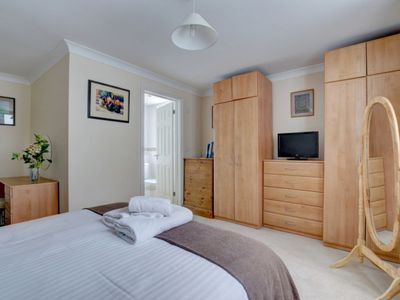 Photo for Woolacombe Apartment, Sleeps 6 with WiFi