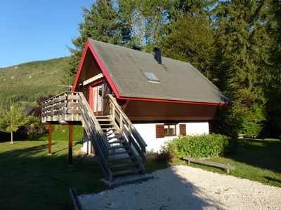 Photo for Chalet in Lans-en-Vercors, in a village-station close to the alpine cross-country skiing