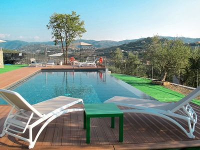 Photo for 3 bedroom Villa, sleeps 5 in Corradi with Pool and WiFi