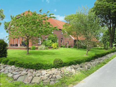 Photo for Apartment Ferienhof Gut Mittelgarms (GCH111) in Carolinensiel - 5 persons, 2 bedrooms