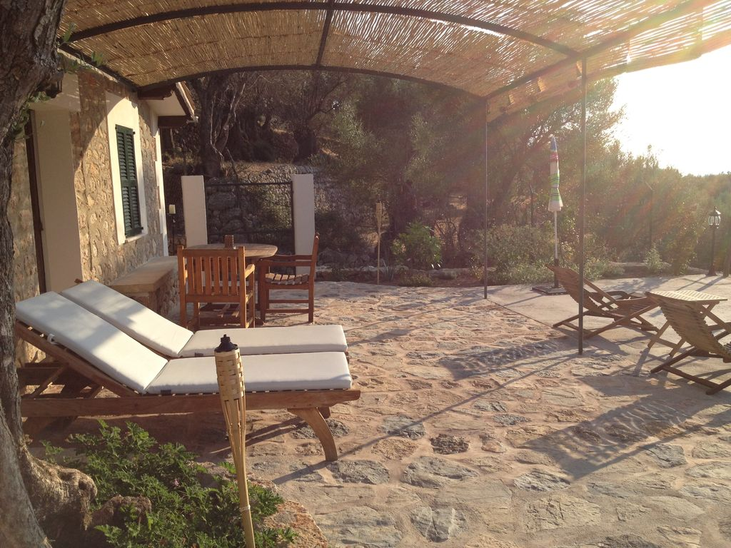 Beautiful Cottage Large Private Outdoor Area With Bbq And Private Swimming Pool Biniaraix